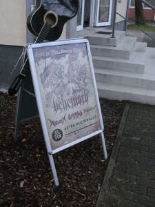Behemoth - poster promotion