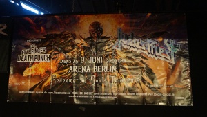 Judas Priest - banner promotion