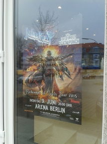 Judas Priest - poster promotion